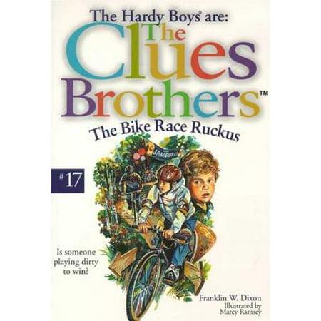 The Bike Race Ruckus - eBook - Bike Race Halloween 5