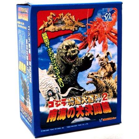 Godzilla 50th Anniversary Version 2 Blind Box PVC -