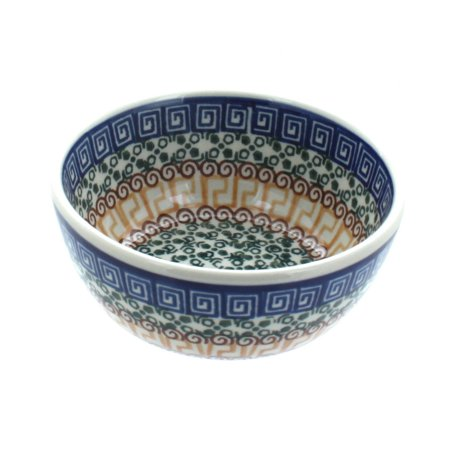 Polish Pottery Athena Dessert Bowl