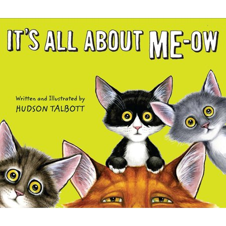 It's All About Me-Ow - All About Me Math