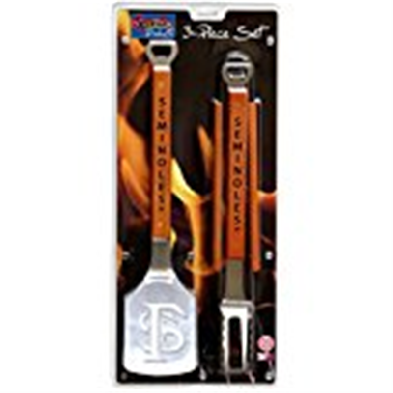 Click here to buy SPORTULA 3-PIECE BBQ SET FLORIDA STATE SEMINOLES.