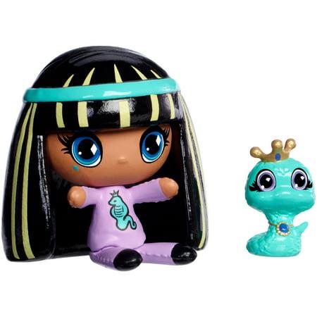 Monster High Minis Cleo De Nile & Hissette Figures (Nefera De Nile)