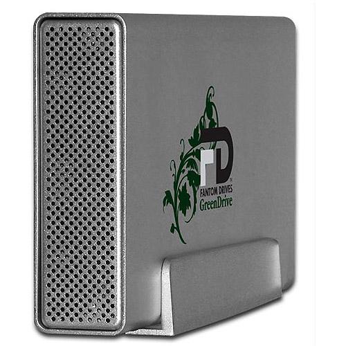 Fantom Drives GREENDRIVE 2TB ESATA/USB 2.0