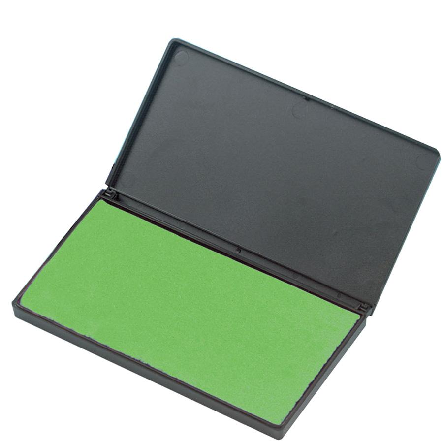 CLI, LEO92225, Nontoxic Foam Ink Pads, 1 Each, Green