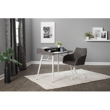 Calico Designs Woodford 45 Inch Wood Writing Desk