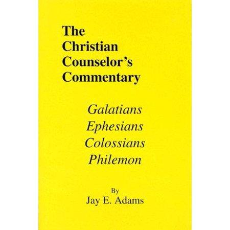 Galatians, Ephesians, Colossians & Philemon