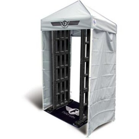 Fisher Pop-Up Shelter for Fisher M-Scope Walk-Through Metal Detector by