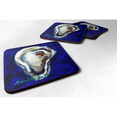 Oyster Shell Set (Set of 4 Oyster One Shell Foam)