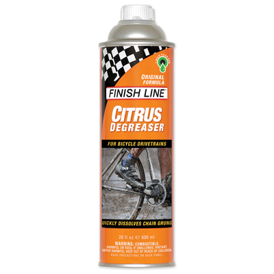Finish Line Citrus Degreaser Bicycle Degreaser 20Oz Pour Can