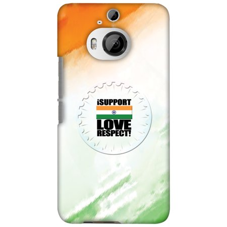 HTC One M9 PLUS Case, Premium Handcrafted Printed Designer Hard ShockProof Case Back Cover for HTC One M9 PLUS - I Support Love (Htc One X Plus Price In India)