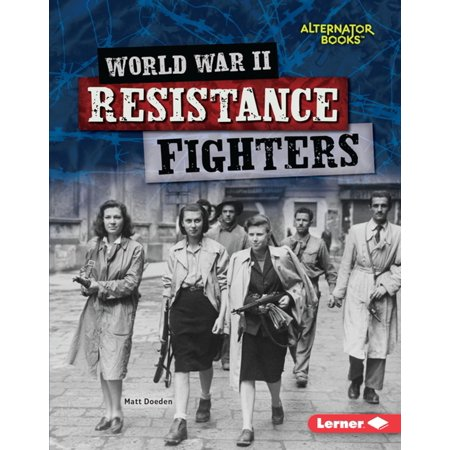 World War II Resistance Fighters - eBook