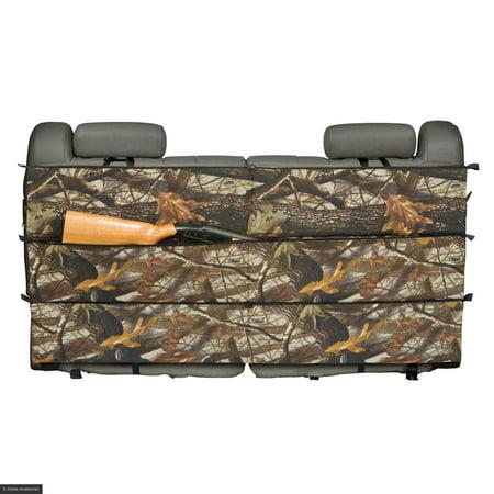 Classic Accessories Seat Back Gun Case Storage in Black