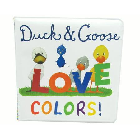 Duck & Goose Bath Book