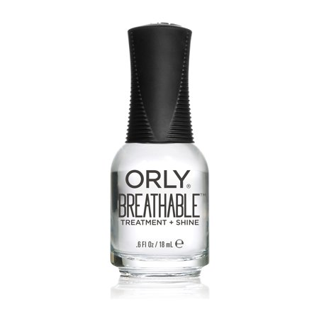 Header :Breathable Treatment + Shine # 24903 - Treatment Shine by Orly for Women - 0.6 oz Nail