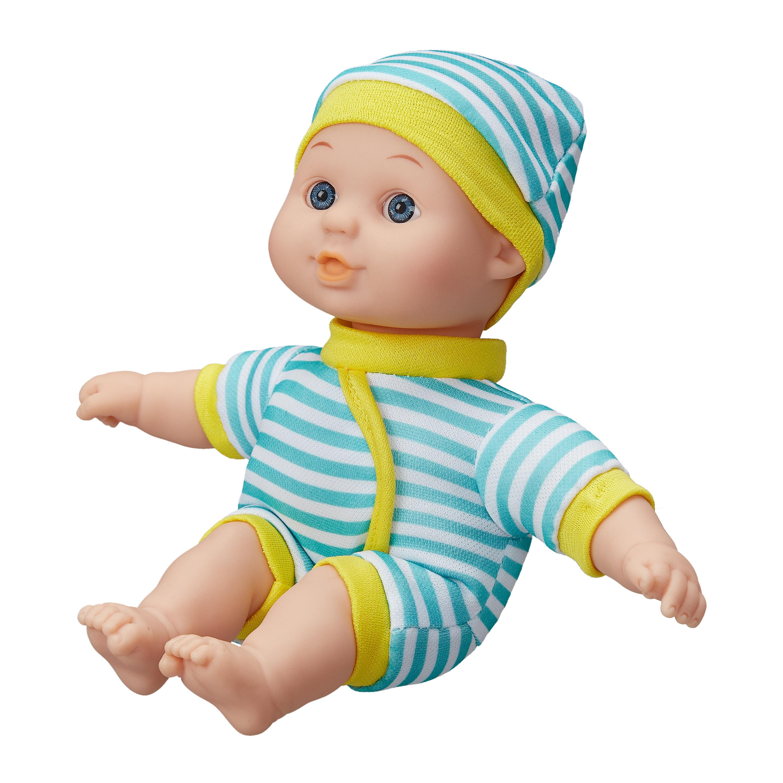 "My Sweet Love Mini Soft 8"" Baby Doll"