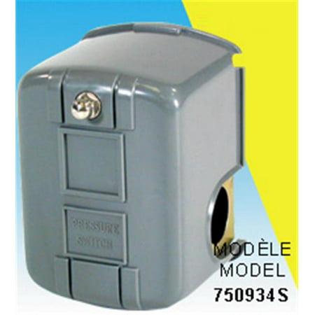 Bur-Cam Pumps 750934S 30-50 Psi Pressure switches - Male