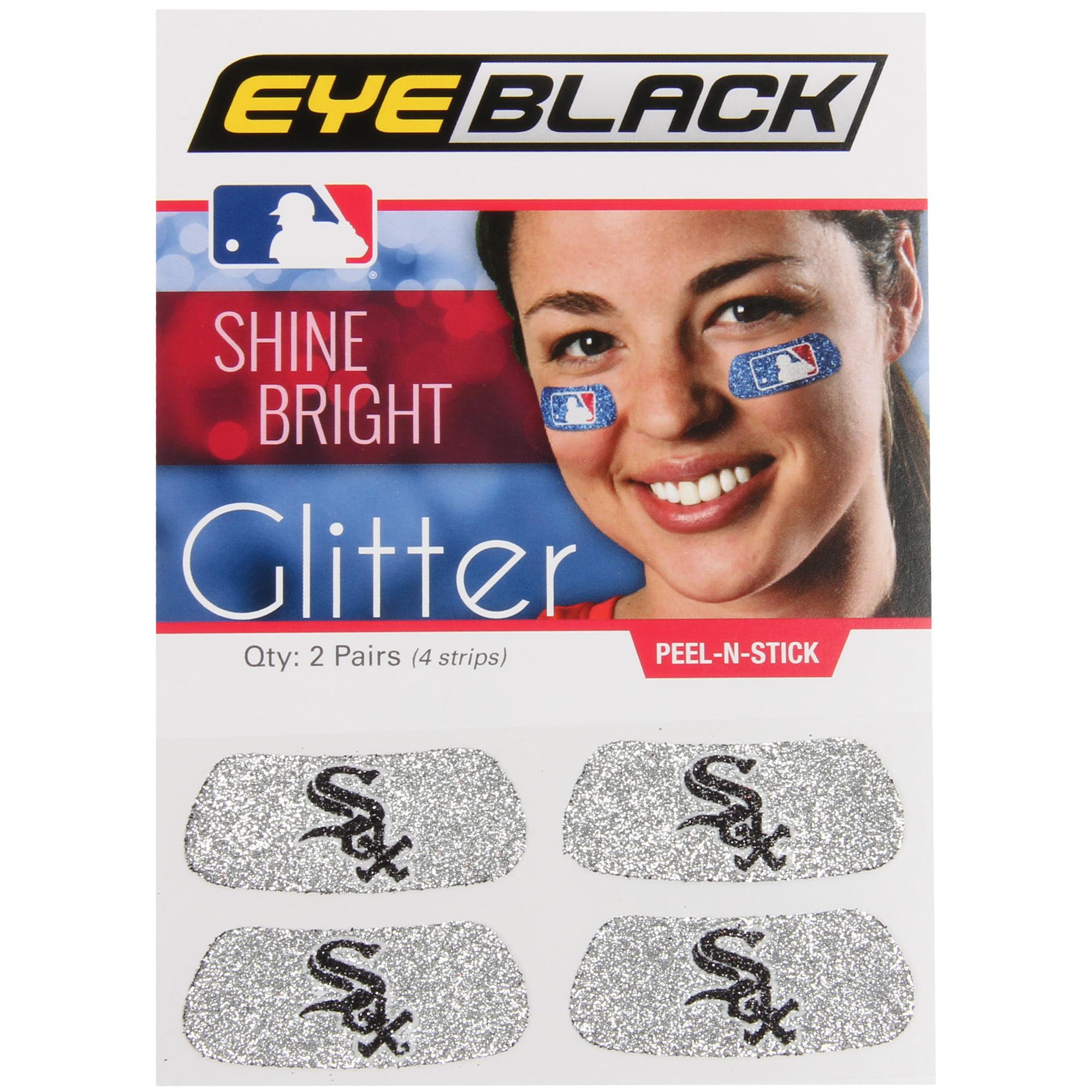 Chicago White Sox Glitter Eyeblack - No Size