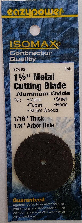 "Eazypower Isomax 88685 7/"" Metal Cutting Blade"