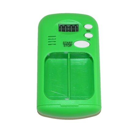 Pill Case Alarm - Smooth Trip  Pill Organizer Case with Alarm