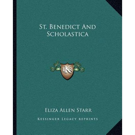 St. Benedict and Scholastica
