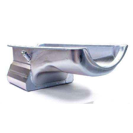 Fits Big Block Chevy - CHAMP PANS Big Block Chevy 8 qt Street/Strip Engine Oil Pan P/N CP208