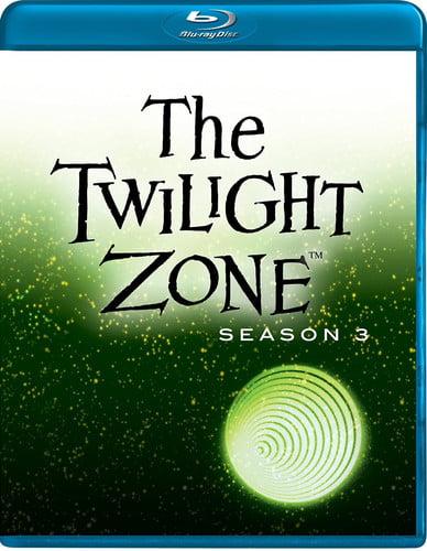 The Twilight Zone: Season 3 (Blu-ray) by Paramount