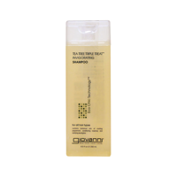 Giovanni Invigorating Shampoo, Tea Tree Triple Treat for Itchy, Dry Scalp, Sulfate-Free, 8.5 oz