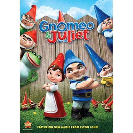 The Kelly And Michael Halloween Show (Gnomeo & Juliet (DVD))