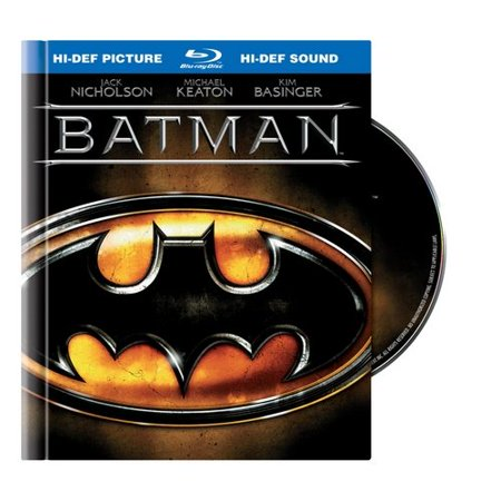 Batman  20Th Anniversary Edition  Blu Ray Book   Widescreen