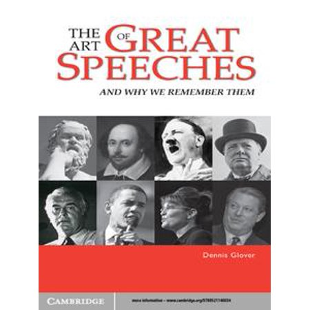 The Art of Great Speeches - eBook