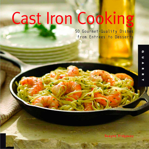 Lodge Cast Iron Cooking Cookbook, CBCCR