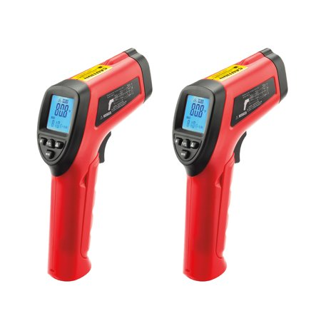 - Maverick Infrared Laser Surface Thermometer (2-Pack)