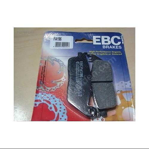 EBC Organic Brake Pads Front & Rear Fits 96-01 Triumph Adventurer