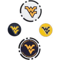 West Virginia Mountaineers Ball Marker Set
