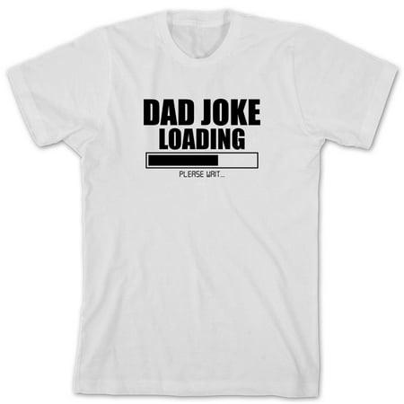 fbcddd8886 Uncensored Shirts - Dad Joke Loading Men's Shirt - ID: 1457 - Walmart.com