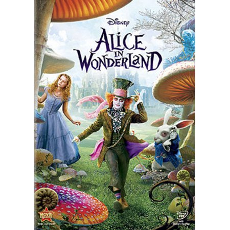 Alice in Wonderland (DVD) - Classic Alice In Wonderland