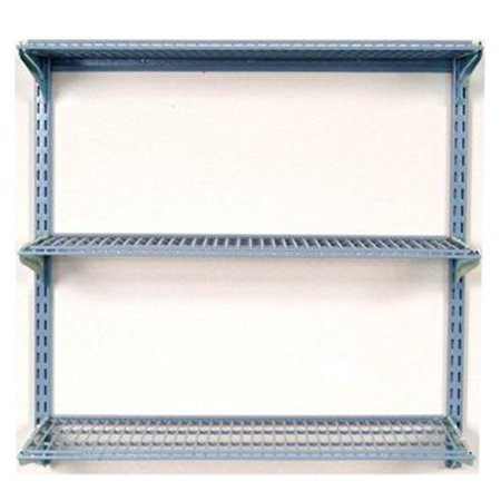 - WFX Utility Raina Storability Wall Mount 31.5'' H 3 Shelf Shelving Unit Starter