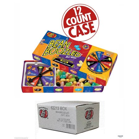 Jelly Belly Game Walmart (Jelly Belly BeanBoozled Spinner Jelly Beans 3.5 Oz Game (12 Count)