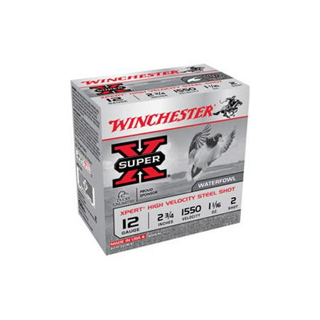 Winchester Ammunition WEX122 25RND 12GA 2-3/4#2 Ammo