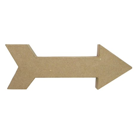 PA Paper Mache Arrow w/Weight 11.5