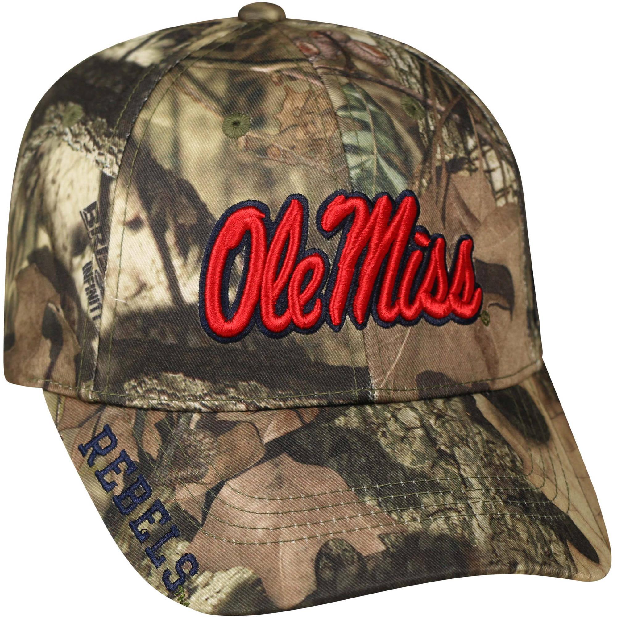 NCAA Men's Ole Miss Rebels Mossy Cap