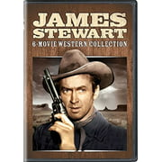James Stewart: 6-Movie Western Collection by