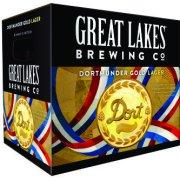 Great Lakes Dortmunder Gold Lager, 12 pack, 12 fl oz