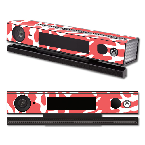 Mightyskins Protective Vinyl Skin Decal Cover for Microsoft Xbox One Kinect wrap sticker skins Coral Reef