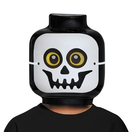 Lego Iconic - Skeleton Child Mask for $<!---->