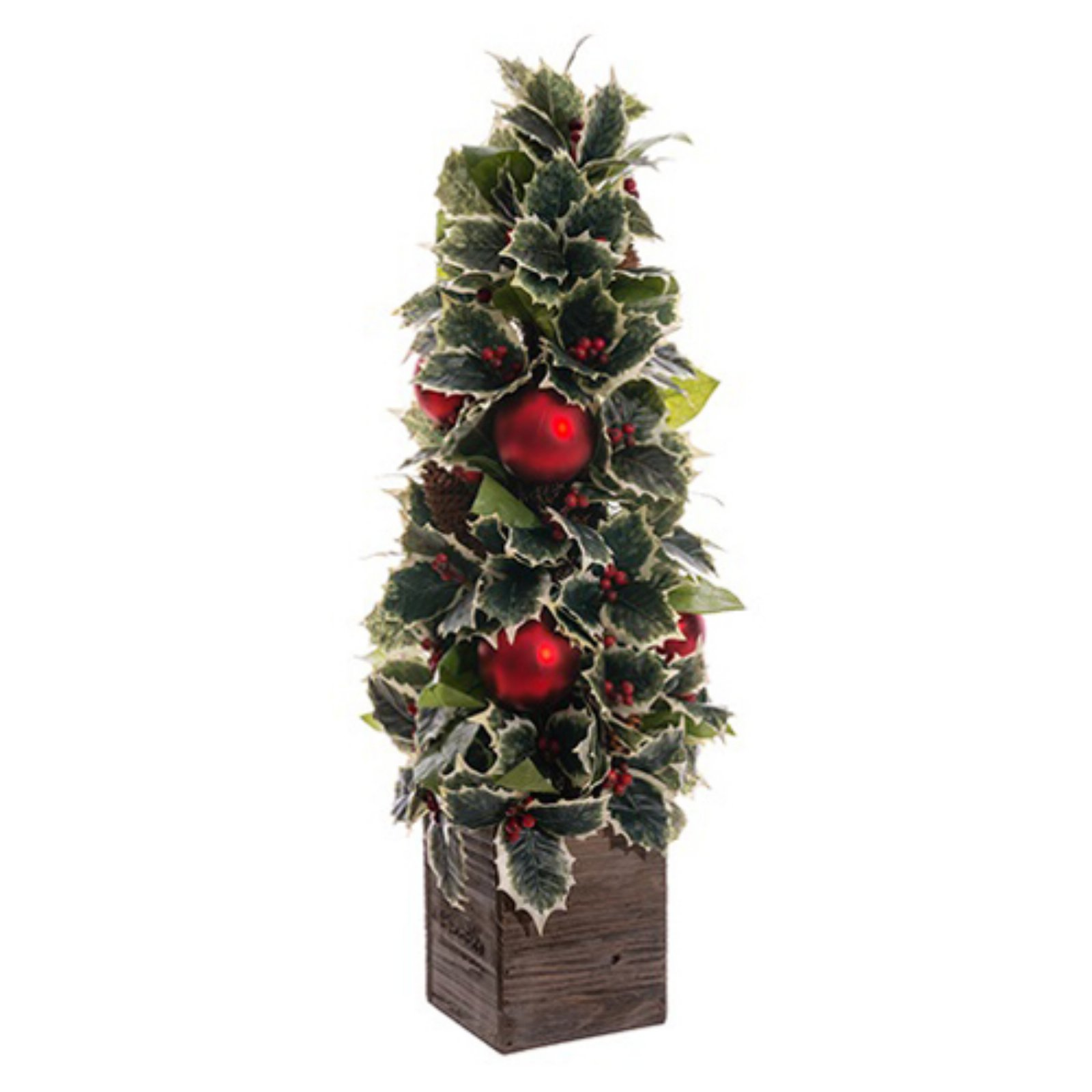 Northlight Artificial Christmas Topiary Plant