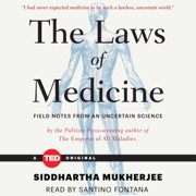 The Laws of Medicine - Audiobook