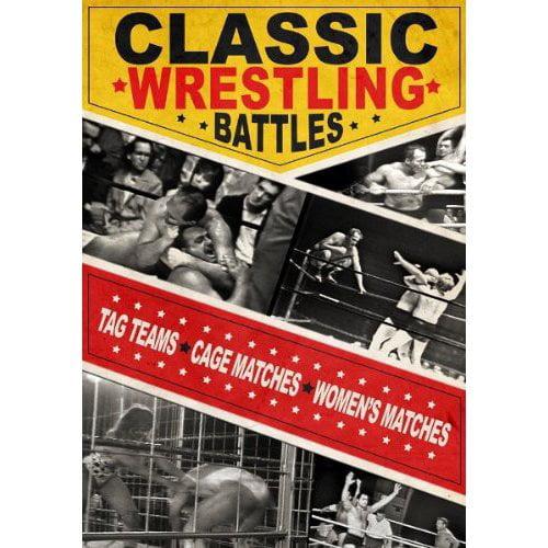 Classic Wrestling Battles by Gaiam Americas
