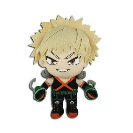 Great Costume Ideas For Kids (Great Eastern GE-52236 My Hero Academia: Katsuki Bakugo Hero Costume Plush,)