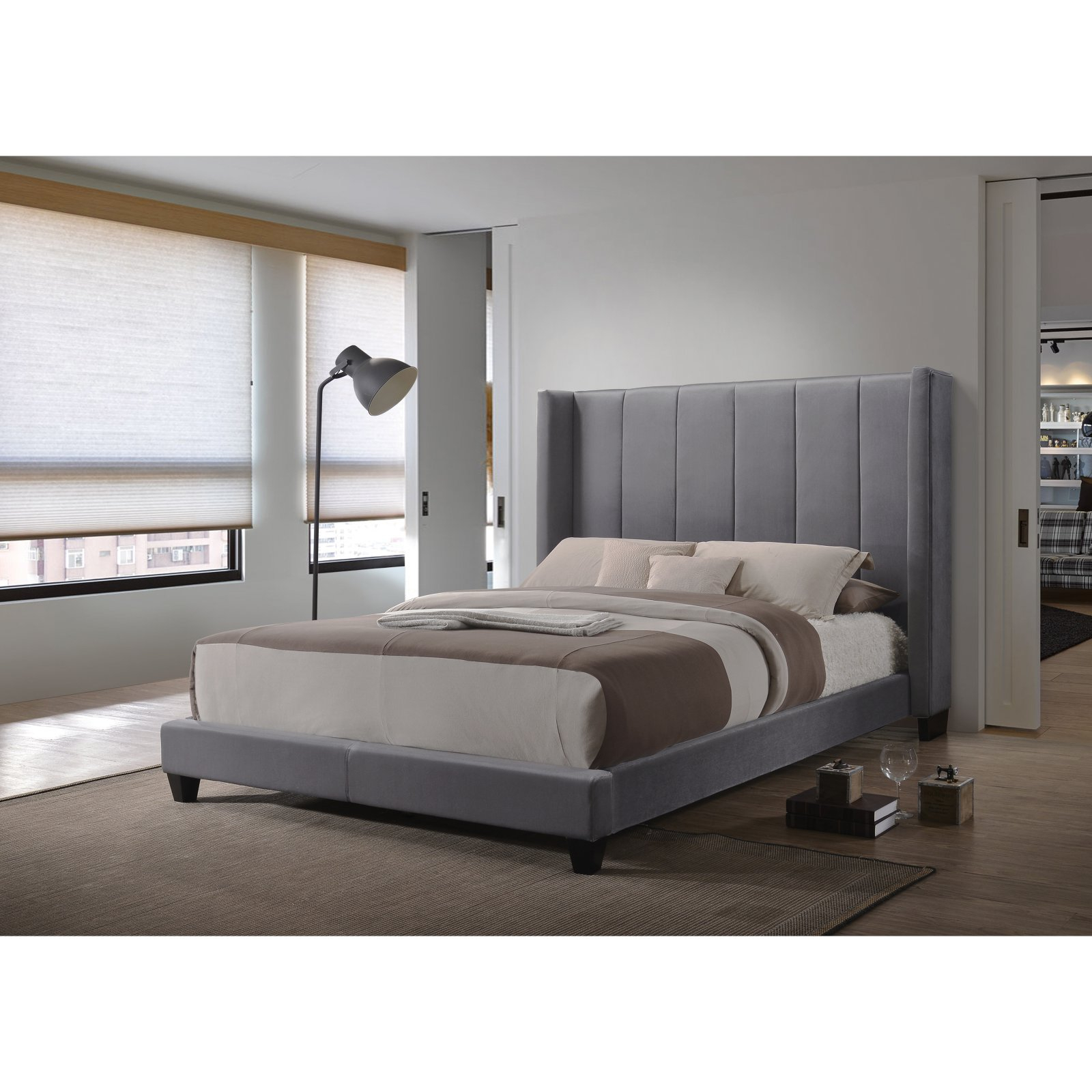 Coaster Furniture Hudson Upholstered Bed